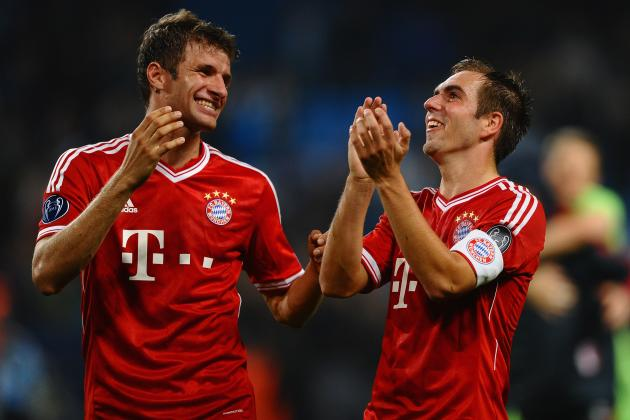 CSKA Moscow vs. Bayern Munich: Date, Time, Live Stream, TV Info and Preview