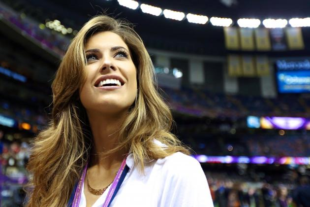 Katherine Webb Says She's 'Nervous' About Iron Bowl Game
