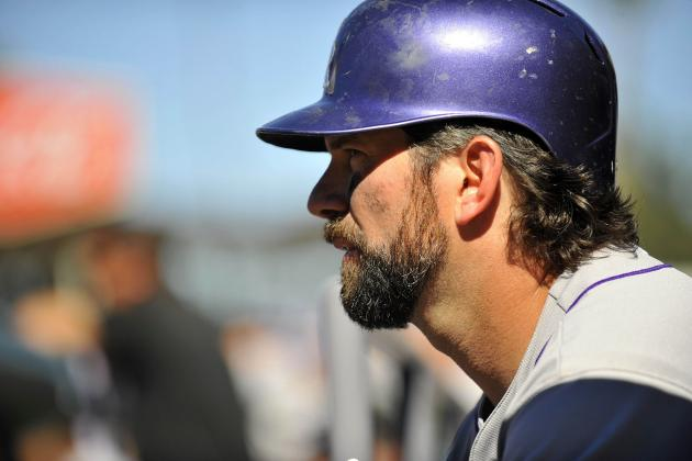 Todd Helton on What His Retirement from the Rockies Won't Be Like