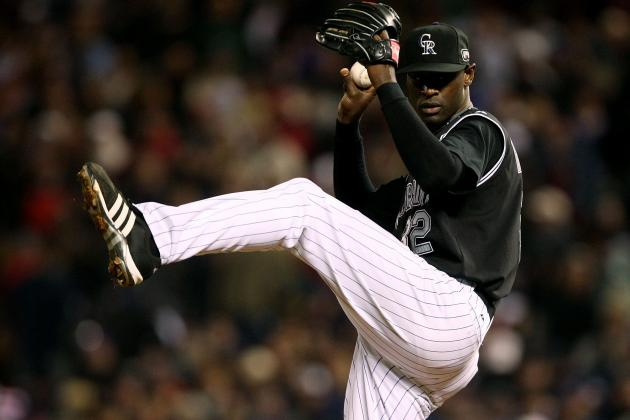 "LaTroy Hawkins: ""This Is Just Pretty Much Buying Time"""