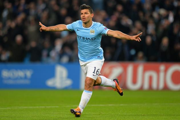 Manchester City vs. Viktoria Plzen: Date, Time, Live Stream, TV Info and Preview