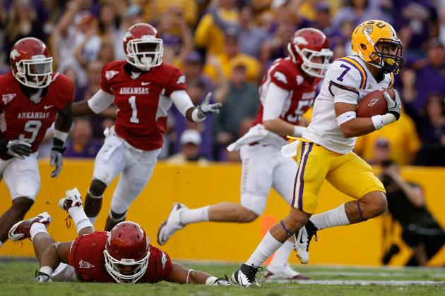 Throwing Away LSU vs. Arkansas Thanksgiving Tradition Is Wrong