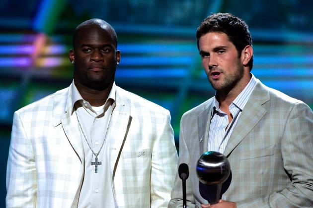 Matt Leinart Says Vince Young Was the Best College Quarterback of All Time