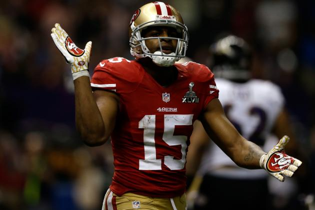 Michael Crabtree's Updated 2013 Fantasy Outlook Ahead of Reported Season Debut