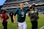 Eagles Name Foles Starting QB for Rest of Season