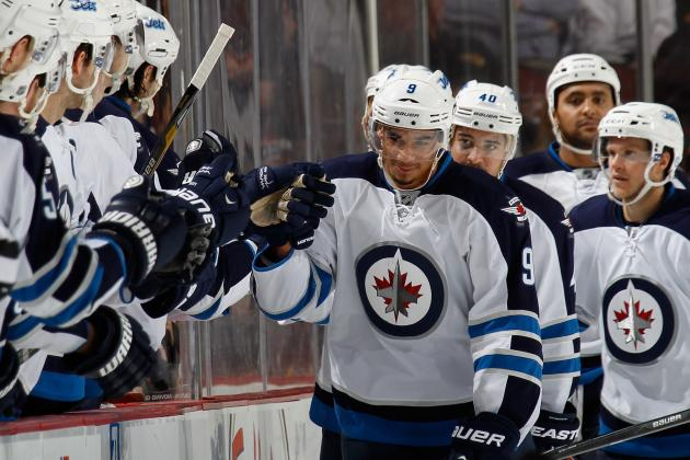 Winnipeg Jets: Scheifele, Kane End Goalless Droughts in Win over Devils