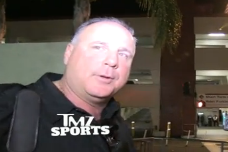 Mike Scioscia Gets TMZ'd