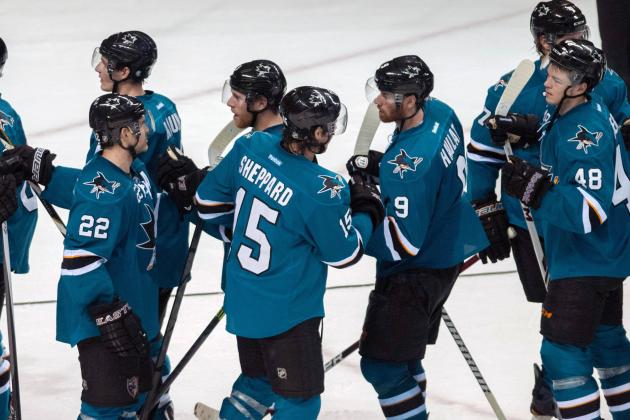 Sharks Named 13th Most Valuable NHL Team by Forbes