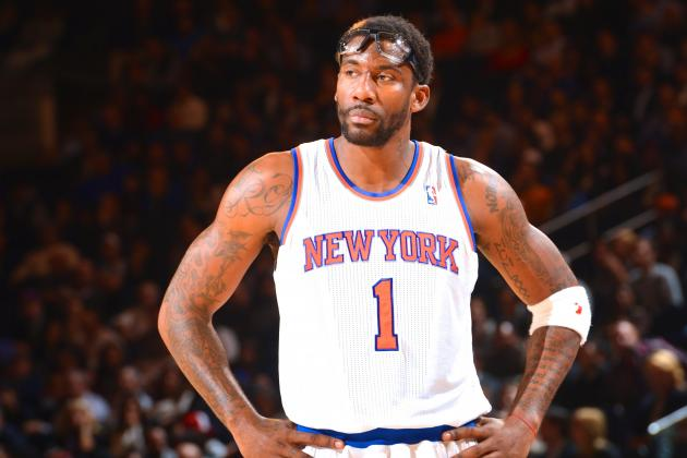 Amar'e Stoudemire Doesn't Let Knicks Watch Monday Night Football Before Loss