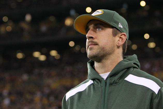 Aaron Rodgers Makes All the Difference for the Green Bay Packers
