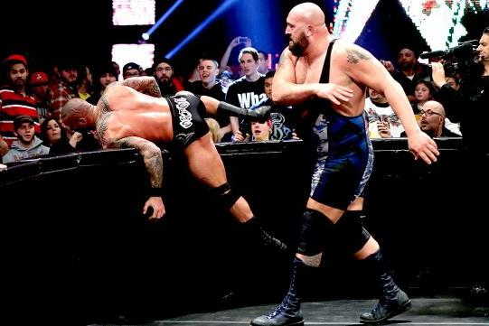 Big Show vs. Randy Orton: WWE Title Feud Proved Big Show Isn't Top Face Material