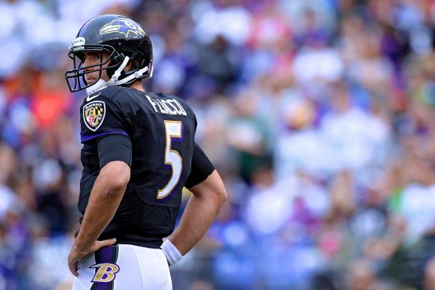 Joe Flacco Rips Ravens for Use of Wildcat Offense