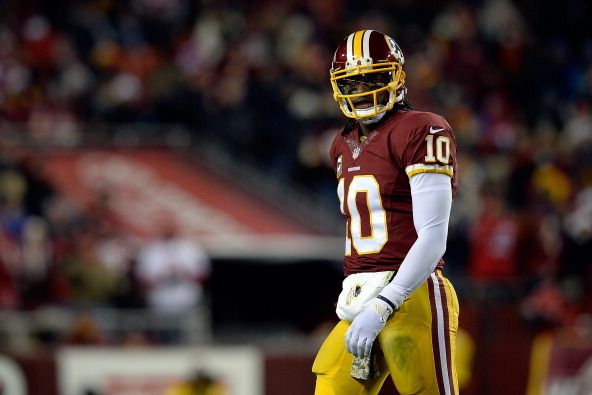 Robert Griffin III's Recent Issues Raise Concern, Make Cousins Indispensable