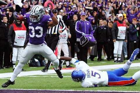 Sunflower Showdown Continues to Be a Rivalry of Streaks