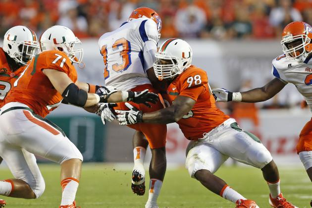 Miami Football: 3 'Canes Who Will Be Stars by Thanksgiving 2014