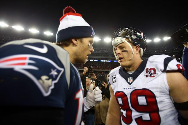 Dissecting Most Crucial Matchups in Patriots' Week 13 Contest with Texans