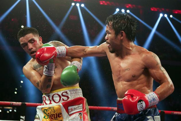 Pacquiao vs. Rios Fight: Pac-Man's Victory Highlighted by Superior Quickness