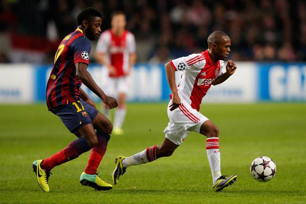 Ajax vs. Barcelona: Live Player Ratings for Barca