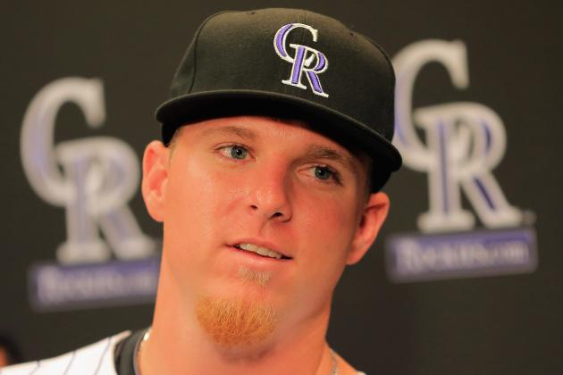 Baseball America Unveils Rockies' Top 10 Prospects
