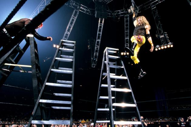 Tracing the Origins and Evolution of the Tables, Ladders and Chairs Match