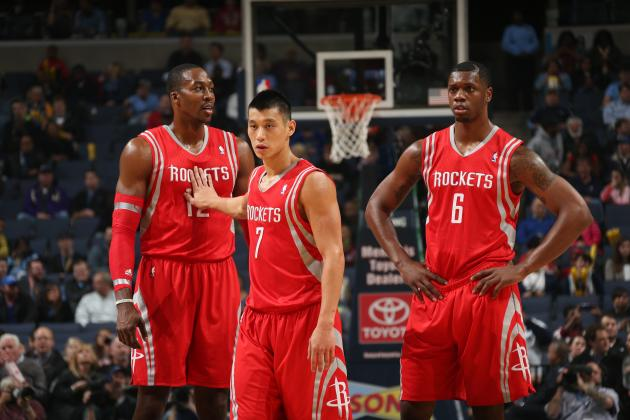 Houston Rockets Do Not Need a Stretch 4 Next to Dwight Howard