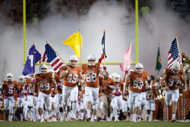 Texas Football: Win or Lose, Longhorn Football Reigns over the State of Texas