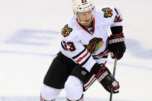 What Kris Versteeg Brings to the Chicago Blackhawks
