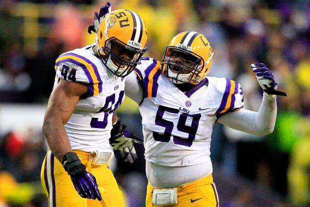 LSU Football: Blueprint for Tigers to Return to SEC Title Game in 2014