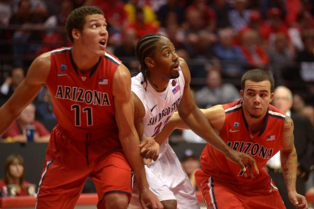 Arizona Basketball: Are Aaron Gordon and Wildcats Ready for National Spotlight?
