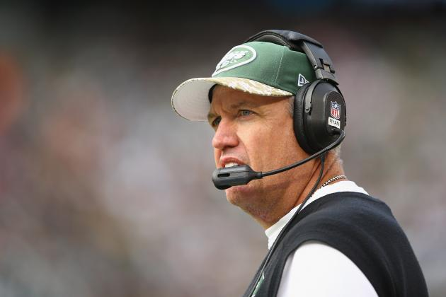 Has Rex Ryan Put Himself Back on the Hot Seat?