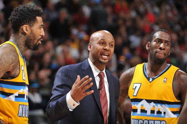 Denver Nuggets Allowed to Hit Brian Shaw in Head to Improve at Free-Throw Line