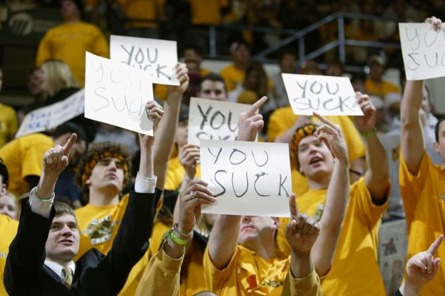 Missouri's 'Antlers' Section Kicked out of 2 Straight Games for Deplorable Chant
