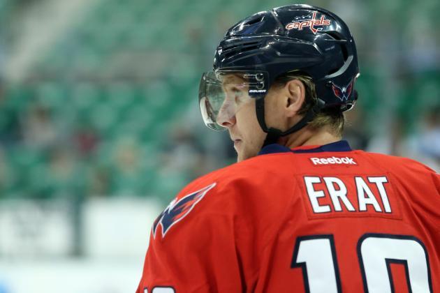 Should Pittsburgh Penguins Consider Trading for Martin Erat?