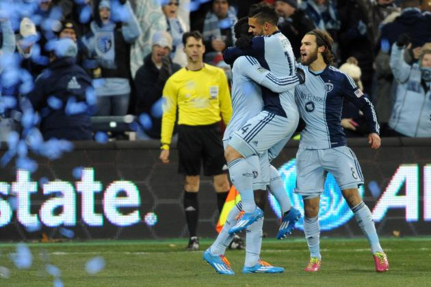 MLS Cup 2013: Date, Time, TV Info and Preview of Sporting KC vs. Real Salt Lake