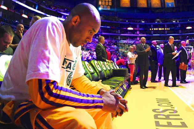 Kobe Bryant on Extension with Lakers: 'This Wasn't a Negotiation'