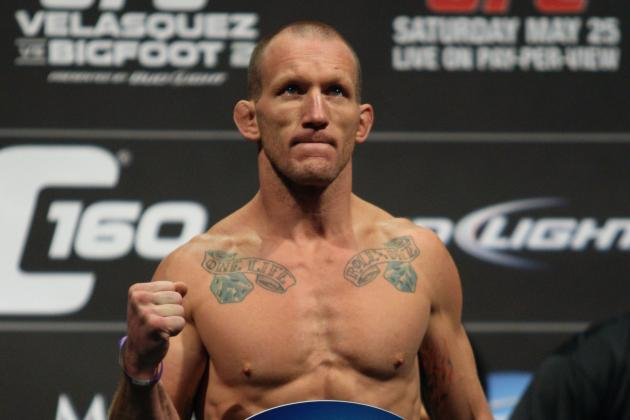 Gray Maynard Willing to Drop to Featherweight for Final Bout with Frankie Edgar