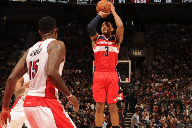 How Long Can Washington Wizards Stay Afloat Without Bradley Beal?