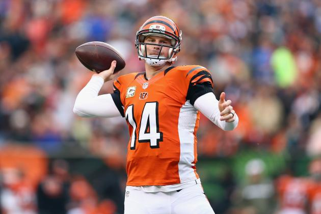 Cincinnati Bengals Quarterback Andy Dalton Can Get Back on Track vs. Chargers