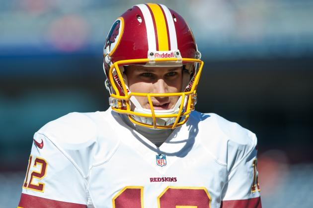 Redskins Should Sit RGIII, Start Kirk Cousins, Chris Canty Says