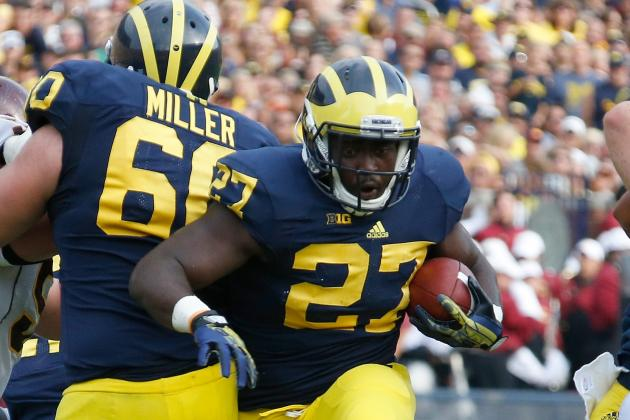 Michigan Football: Underclassmen Who Could Be Stars in 'The Game' 2013