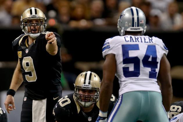 NFL Power Rankings: Examining How League Stacks Up Heading into Week 13