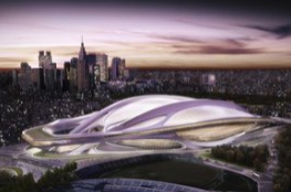 Tokyo 2020 Olympic Stadium Will Be Smaller Aftercriticism