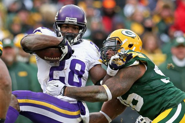 Week 13 Fantasy Football Rankings: Top Players at Offensive Positions