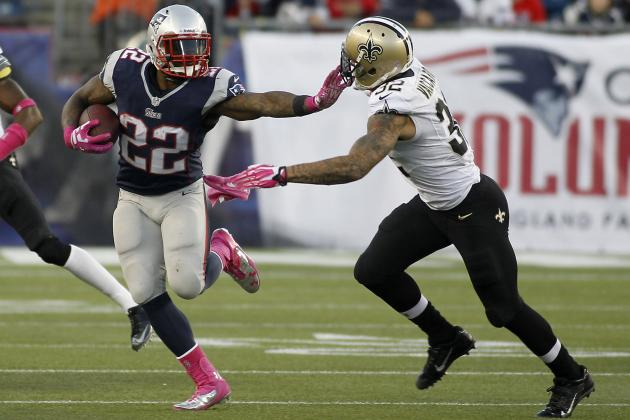 Why Stevan Ridley is Playoff Poison for Fantasy Football Owners