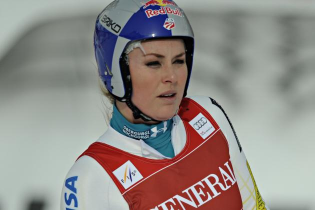 Lindsey Vonn Eyes December Return as Sochi Games Near