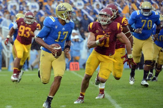 UCLA Bruins vs. USC Trojans: Spread Analysis and Pick Prediction
