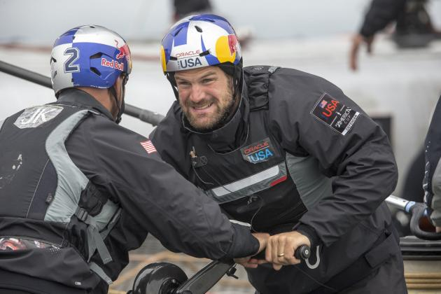 Simeon Tienpont Selected Dutch Sailor of the Year