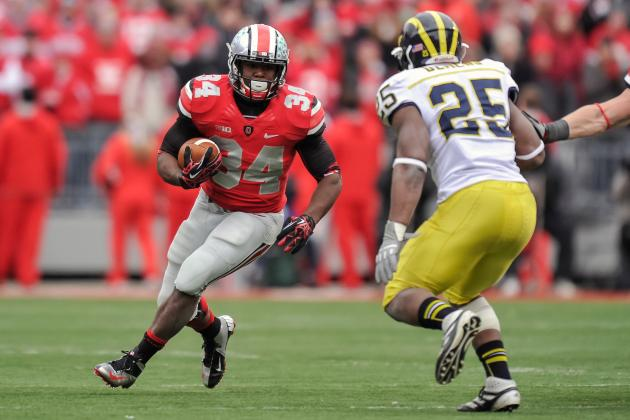 Ohio State Buckeyes vs. Michigan Wolverines: Spread Analysis and Pick Prediction