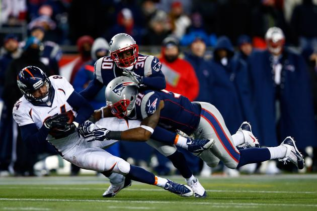 Jamie Collins' Emergence Gives Patriots Options at Linebacker