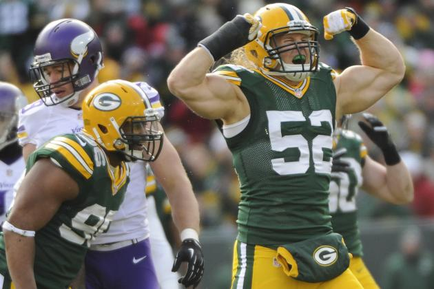 Clay Matthews Finally Back to Dominant Self as Packers Fight for Division Title